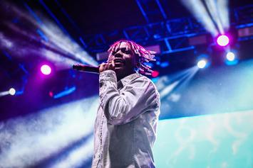 Lil Yachty Makes Sure This Kid's Bar Mitzvah Is As Lit As Possible