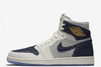 "Nike Introduces ""RE2PECT"" Air Jordan 1 Flyknit"