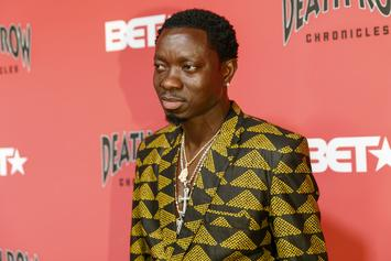 "Michael Blackson On Blac Chyna: ""Stop Calling Her A Hoe"""