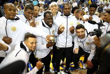Warriors To Hangout With Students In D.C. Instead Of White House Trip