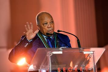 "Quincy Jones Apologizes For ""Word Vomit"" Interview About Michael Jackson & More"