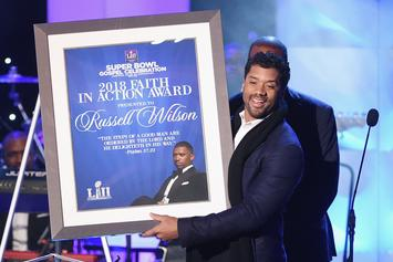 Russell Wilson To Attend Yankees Training Camp