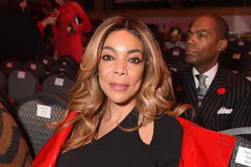 "Wendy Williams Says R. Kelly Is ""Wonderful"" & He Thanks Her For The ""Love"""