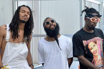 """Flatbush Zombies Reveal Colorful """"Vacation In Hell"""" Album Artwork"""