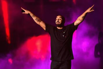Drake's Old Lyric Book Is Up For Sale For $54K