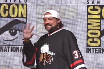 Kevin Smith Suffers Massive Heart Attack Post Comedy Special Taping
