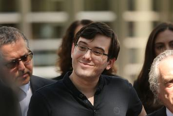Martin Shkreli On The Hook for $10.4 million In Reparations