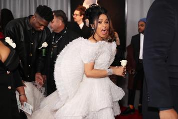 """Cardi B's Debut Album Is On The Way, """"Be Patient"""""""