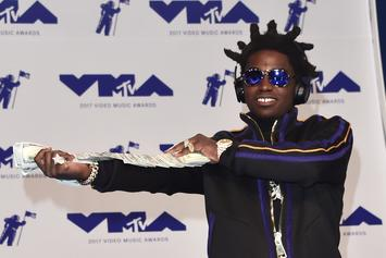 Kodak Black Pleads Not Guilty To Marijuana & Gun Charges