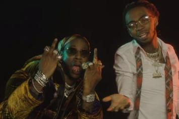 "Skooly Addresses His ""Habit"" In New Video With 2 Chainz"