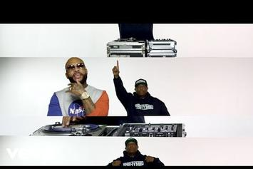 """PRhyme Take It Back To Basics In """"Rock It"""" Video"""