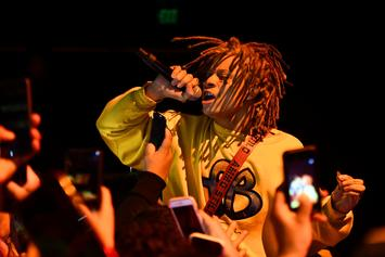 "Trippie Redd Responds To Funk Flex's ""Wack Rapper"" Comments"
