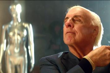 """Offset Stunts With The Legend Himself In """"Ric Flair Drip"""" Video"""