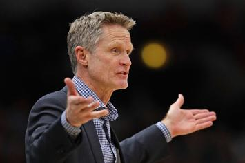 Steve Kerr Calls Out Politicians In Wake Of Florida School Shooting