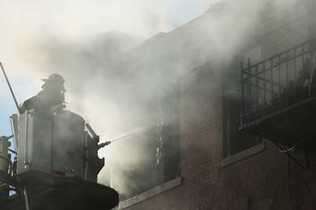 Bronx Fire Kills At Least 12, Lil B & More Pay Their Respects
