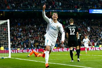 Real Madrid Gains Advantage Over PSG; Cristiano Makes History