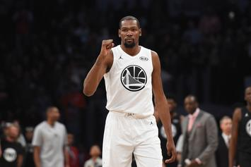 Kevin Durant Launches New YouTube Series With Michael Rapaport