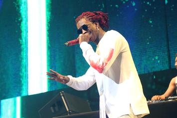 Young Thug Previews New 21 Savage Collab In Mannequin Challenge Video