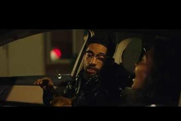 "PnB Rock & Russ Have A Wild Studio Session In ""Issues"" Video"
