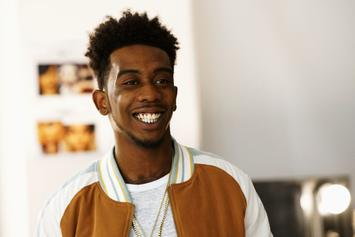 Desiigner Booed At Philadelphia 76ers Halftime Performance