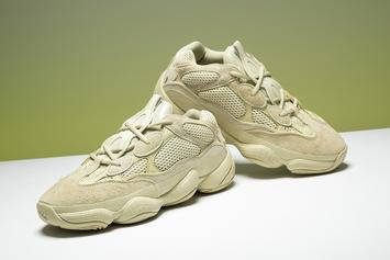 """""""Super Moon Yellow"""" Adidas Yeezy 500 Rumored To Re-Release"""