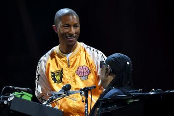 "Pharrell Trademarks ""GIRL"" For Possible Female Focused Line"