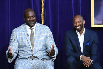 Kobe Bryant Recalls Fist Fight With Shaq