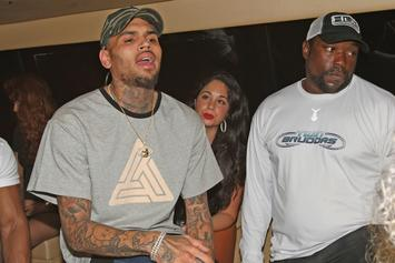 Chris Brown Accused Of Threatening His Tour Manager