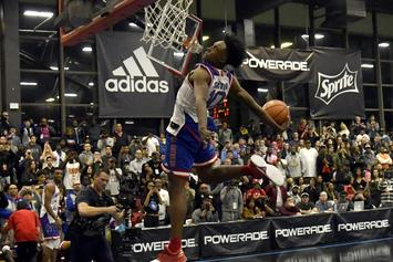 Alabama Signee Collin Sexton Wins McDonald's All-American Dunk Contest