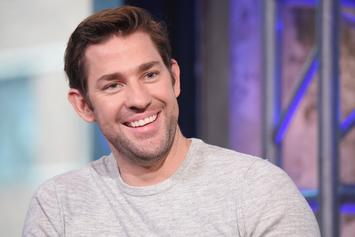 "John Krasinski Details His Idea For Potential ""The Office"" Reboot"