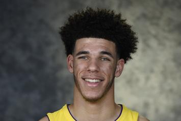 """Watch Foot Locker's Hilarious """"Father's Day"""" Ad Starring Lonzo Ball"""