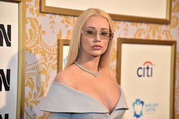 Iggy Azalea Claps Back At A Hater In The Comments Section