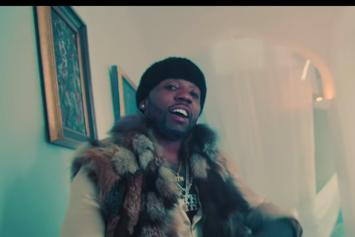 """YFN Lucci Drops Off New Video For """"The King"""""""