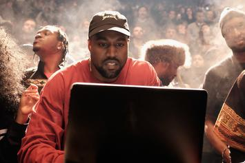 Kanye West & Friends Back In Wyoming Working On His New Album