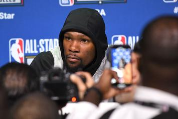 Kevin Durant Tells Haters To Stay Out Of His DMs