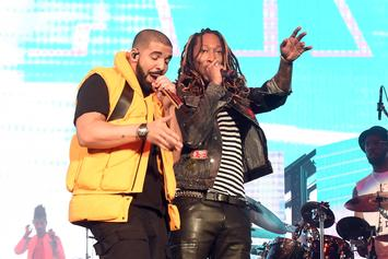 "Drake & Future's ""Jumpman"" Record Sales Skyrocket Thanks To Taylor Swift's Apple Commercial"