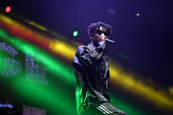 21 Savage Shows Off His Charitable Side On 'The Ellen Show'