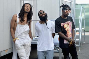 """Flatbush Zombies' """"Vacation In Hell"""" Tracklist Features Joey Bada$$ & More"""
