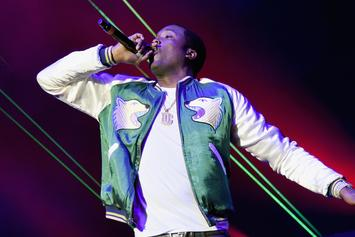 """Meek Mill Looks Ahead In Interview From Prison: """"I'm Going To Move To Atlanta"""""""