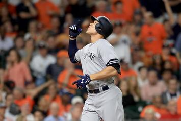 Yankee's Aaron Judge Set To Earn $622,300 After 52 Home Run Season