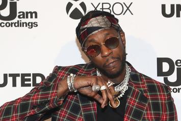 """2 Chainz Shares Snippet Of """"Waves"""" Via Snapchat"""