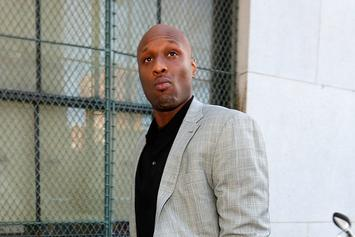 Lamar Odom Will Not Be Charged By County D.A.