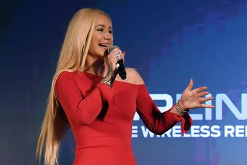 Iggy Azalea Celebrates Getting Her Green Card