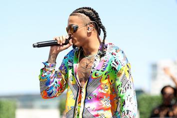 August Alsina Calls Out Def Jam For Leaking Album [Update: August Apologizes With Statement]