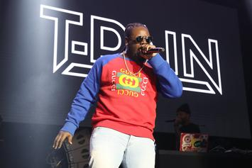 T-Pain Debuts New Song At NPR Front Row Concert