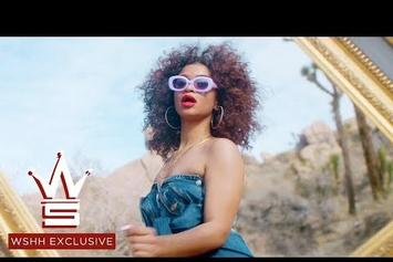 """Melii Stays Dripping In """"Icey"""" Video"""