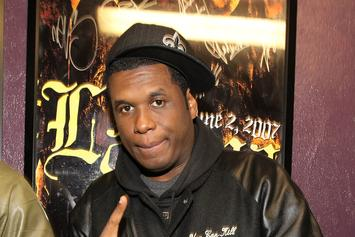 "Jay Electronica To Release ""Exhibit A"" & ""Exhibit C"" On Vinyl"