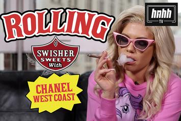 "Chanel West Coast Talks Smoking Weed Out Of An Apple On ""How To Roll"""