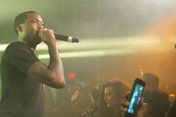 """Meek Mill Disses Wale On Instagram: """"You Not MMG No More!"""""""