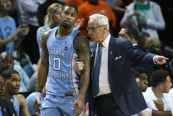 Roy Williams Excuses UNC Fans From Work During NCAA Tournament Game